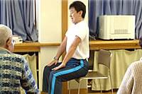 生きがい体操教室